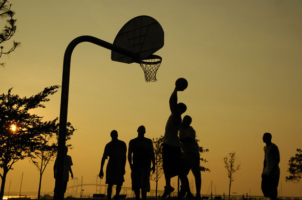 The 8 Most Common Pick Up Basketball Players Maps Of The